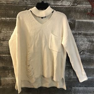 Sweet & Sinful Sweater Size Large
